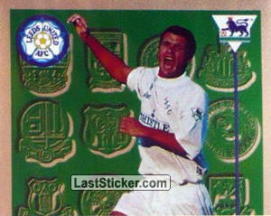 Gary Speed (Leading Player 1/2) (Leeds United)