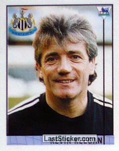 Kevin Keegan (Manager) (Newcastle United)