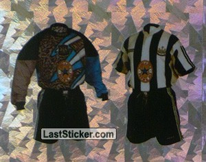Home Kits (Newcastle United)