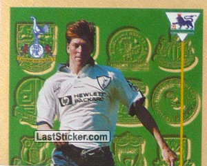 Darren Anderton (Leading Player 1/2) (Tottenham Hotspur)