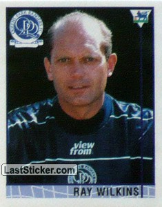 Ray Wilkins (Manager) (Queens Park Rangers)