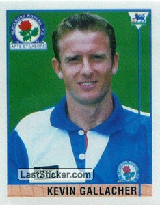 Kevin Gallacher (Blackburn Rovers)