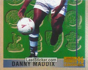 Danny Maddix (Leading Player 2/2) (Queens Park Rangers)