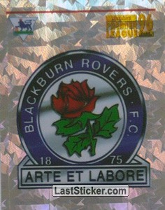 Club Emblem (Blackburn Rovers)