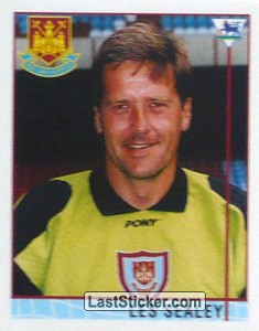 Les Sealey (West Ham United)