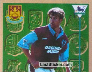 John Moncur (Leading Player 1/2) (West Ham United)
