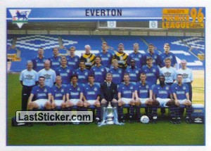 Team Photo (Everton)