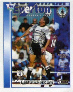 Club Programme (Everton)