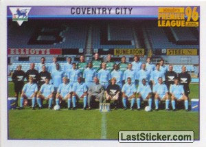 Team Photo (Coventry City)