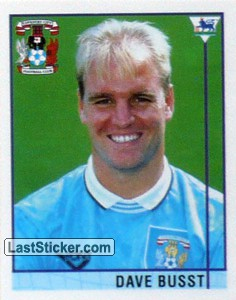 Dave Busst (Coventry City)