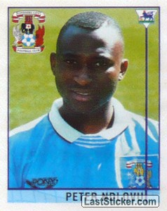 Peter Ndlovu (Coventry City)