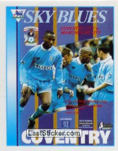 Club Programme (Coventry City)