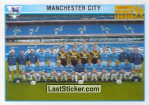 Team Photo (Manchester City)