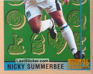 Nicky Summerbee (Leading Player 2/2) (Manchester City)