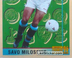 Savo Milosevic (Leading Player 2/2) (Aston Villa)