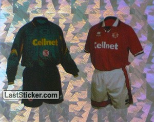 Home Kits (Middlesbrough)