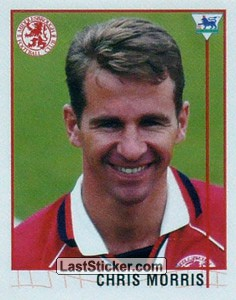 Chris Morris (Middlesbrough)