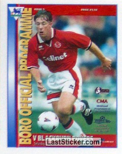Club Programme (Middlesbrough)