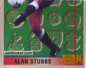Alan Stubbs (Leading Player 2/2) (Bolton Wanderers)