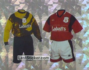 Home Kits (Nottingham Forest)