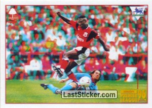 Kevin Campbell (Superstar) (Nottingham Forest)