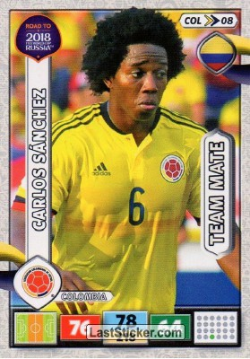 Carlos Sanchez (Colombia)