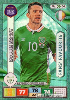 Robbie Brady (Republic of Ireland)