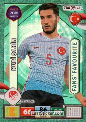 Nuri Sahin (Turkey)
