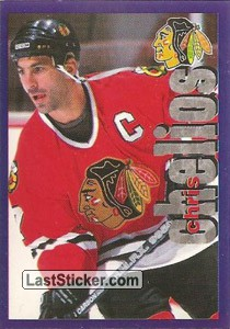 Chris Chelios (Chicago Blackhawks)