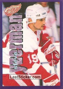 Steve Yzerman (Detroit Red Wings)