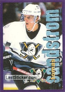 Tomas Sandstrom (Anaheim Mighty Ducks)