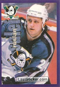 Ruslan Salei (Anaheim Mighty Ducks)