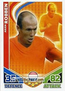Arjen Robben (Holland)