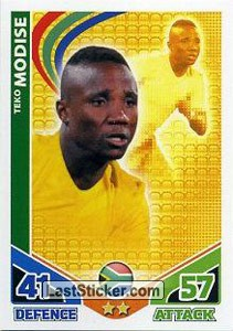 Teko Modise (South Africa)
