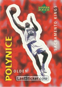 Olden Polynice (Sacramento Kings)