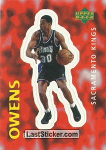 Billy Owens (Sacramento Kings)
