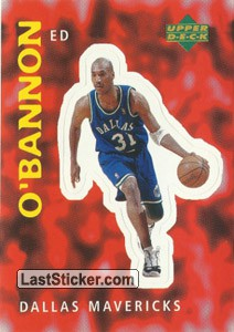 Ed O`Bannon (Dallas Mavericks)