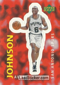 Avery Johnson (San Antonio Spurs)