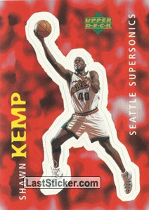 Shawn Kemp (Seattle Supersonics)
