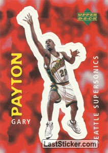 Gary Payton (Seattle Supersonics)