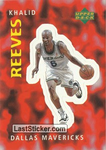 Khalid Reeves (Dallas Mavericks)