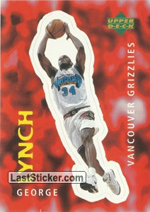 George Lynch (Vancouver Grizzlies)