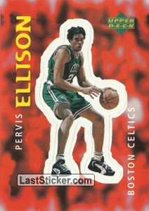 Pervis Ellison (Boston Celtics)