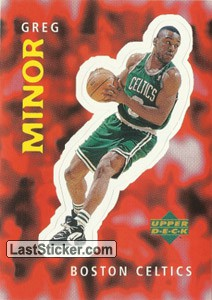 Greg Minor (Boston Celtics)