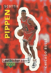 Scottie Pippen (Chicago Bulls)