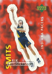 Rik Smits (Indiana Pacers)