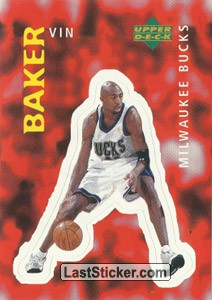Vin Baker (Milwaukee Bucks)
