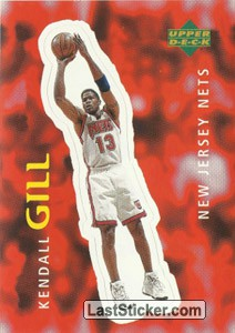 Kendall Gill (New Jersey Nets)
