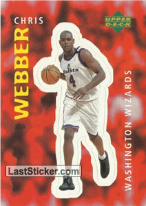 Chris Webber (Washington Wizards)