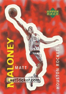 Matt Maloney (Houston Rockets)